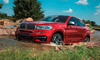 2015 BMW X6  315