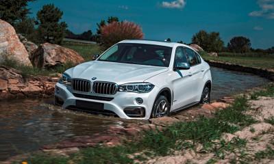 2015 BMW X6 316