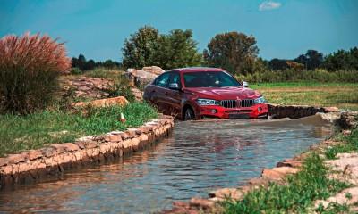 2015 BMW X6 318