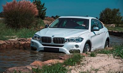 2015 BMW X6  320