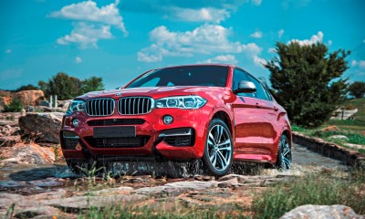 2015 BMW X6 323
