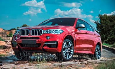 2015 BMW X6  324