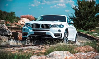 2015 BMW X6  325