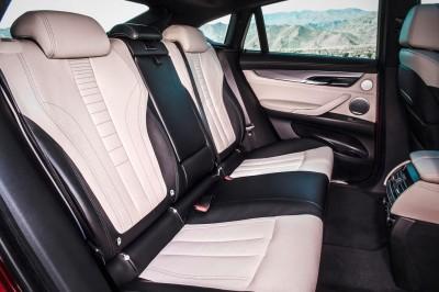 2015 BMW X6  5