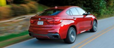 2015 BMW X6  55