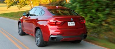 2015 BMW X6 57