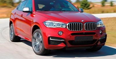 2015 BMW X6 62