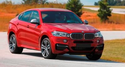 2015 BMW X6 73