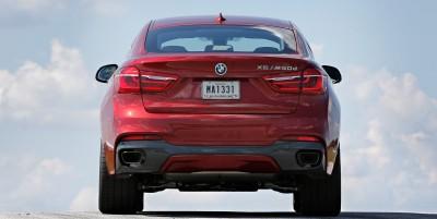 2015 BMW X6  86