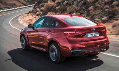 2015 BMW X6  9