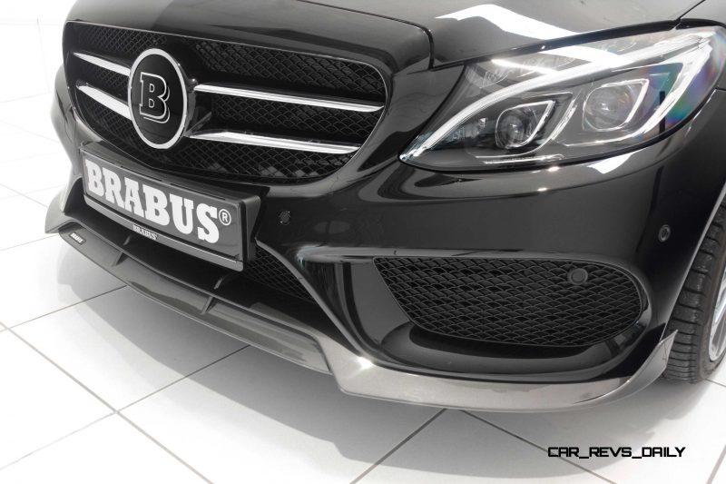 2015 BRABUS C300 and C400 Sport 19