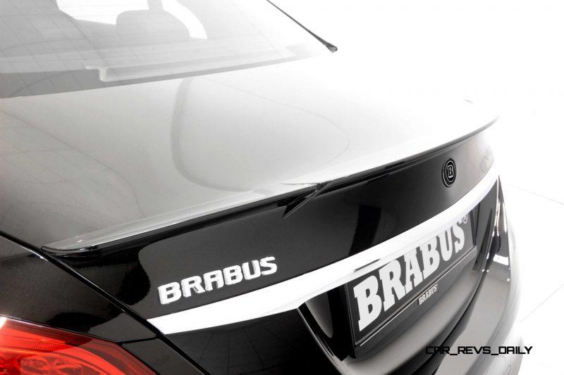 2015 BRABUS C300 and C400 Sport 22