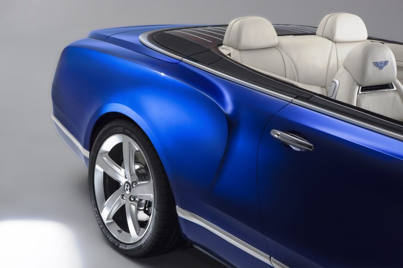 2015 Bentley Grand Convertible is New Ragtop Mulsanne Flagship 2