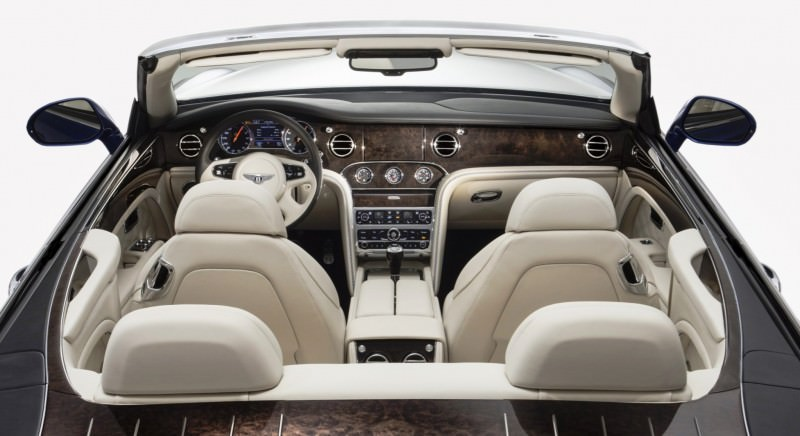 2015 Bentley Grand Convertible is New Ragtop Mulsanne Flagship 4-crop