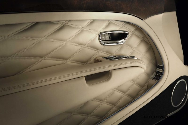 2015 Bentley Grand Convertible is New Ragtop Mulsanne Flagship 5