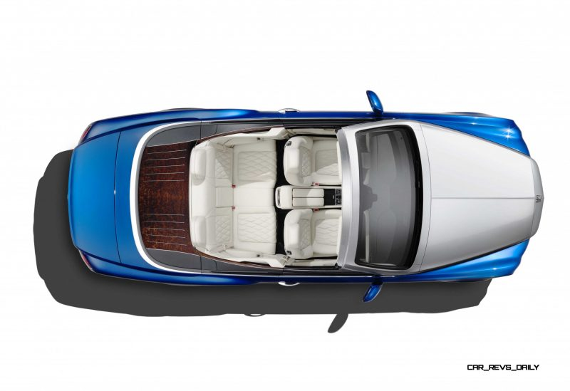 2015 Bentley Grand Convertible is New Ragtop Mulsanne Flagship 6