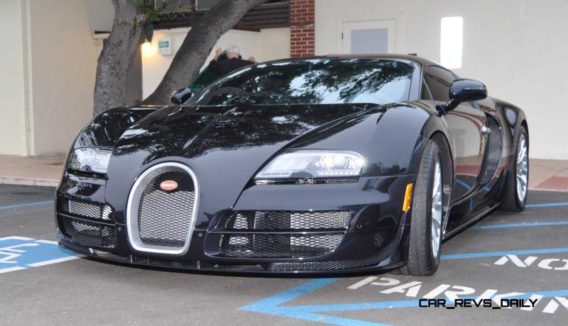 2015 Bugatti Veyron Vitesse 5