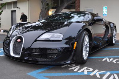 2015 Bugatti Veyron Vitesse 6