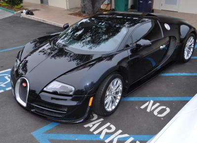 2015 Bugatti Veyron Vitesse 7