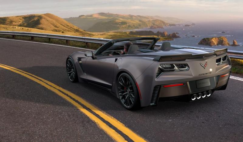 2015 CHevrolet Corvette Z06 Convertible -  Visualizer of All COLORS and WHEELS 10
