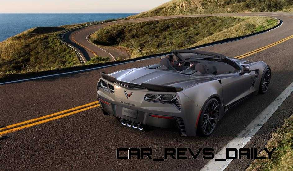 2015 CHevrolet Corvette Z06 Convertible -  Visualizer of All COLORS and WHEELS 11
