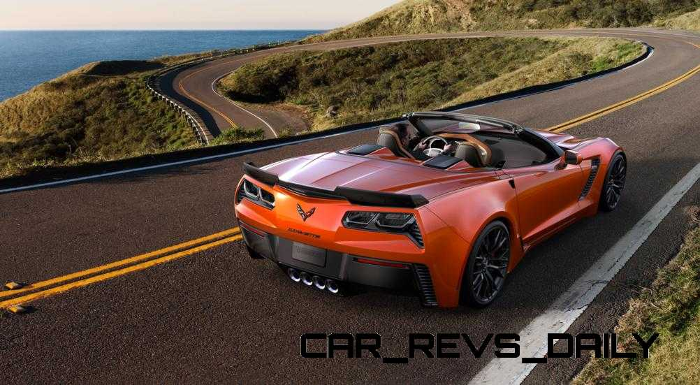 Car Visualizer: 2015 Chevrolet Corvette Z06 Convertible