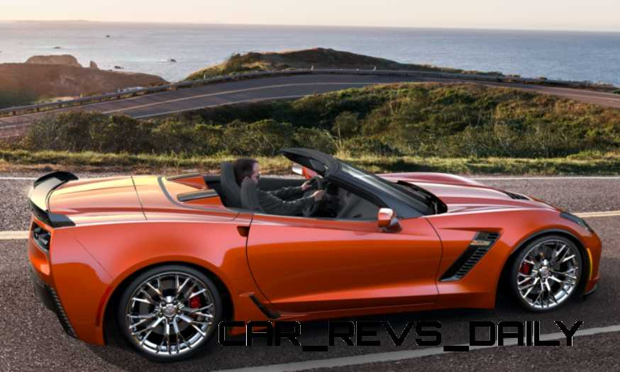 2015 CHevrolet Corvette Z06 Convertible -  Visualizer of All COLORS and WHEELS 2