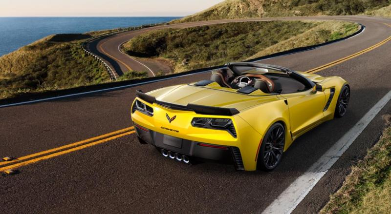 2015 CHevrolet Corvette Z06 Convertible -  Visualizer of All COLORS and WHEELS 22