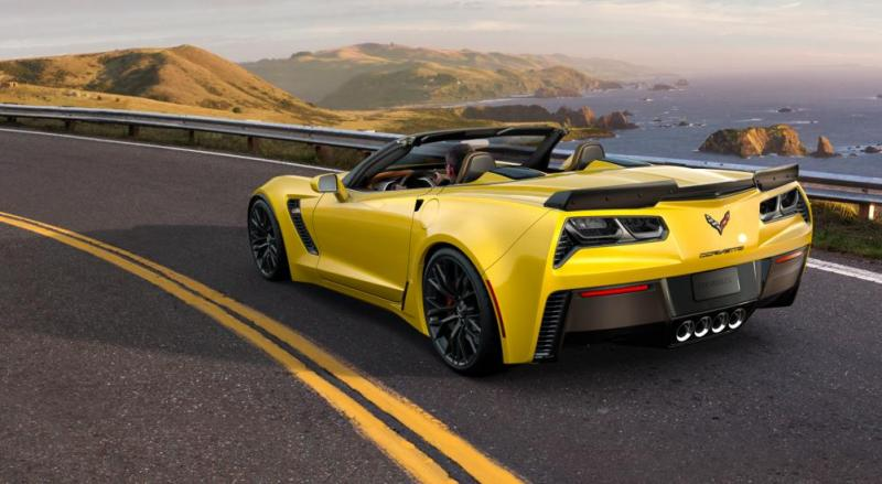 2015 CHevrolet Corvette Z06 Convertible -  Visualizer of All COLORS and WHEELS 23