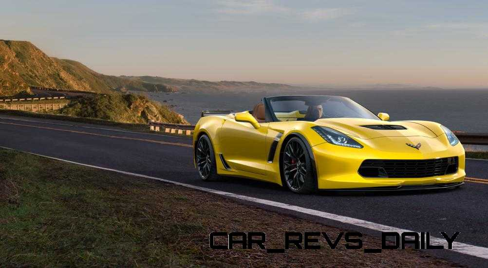 2015 CHevrolet Corvette Z06 Convertible -  Visualizer of All COLORS and WHEELS 24