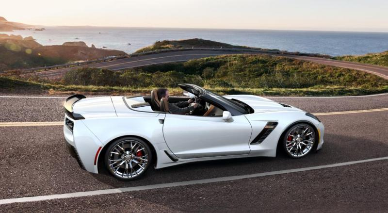 2015 CHevrolet Corvette Z06 Convertible -  Visualizer of All COLORS and WHEELS 26