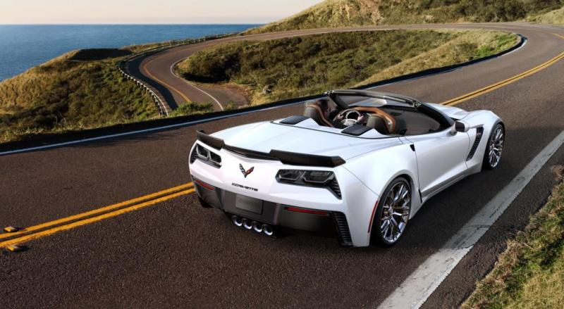 2015 CHevrolet Corvette Z06 Convertible -  Visualizer of All COLORS and WHEELS 27