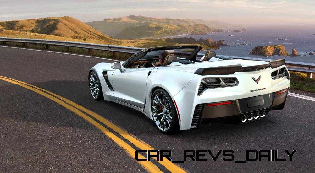 2015 CHevrolet Corvette Z06 Convertible -  Visualizer of All COLORS and WHEELS 28