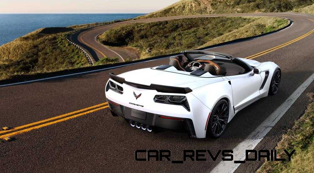 2015 CHevrolet Corvette Z06 Convertible -  Visualizer of All COLORS and WHEELS 34