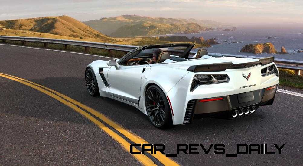 2015 CHevrolet Corvette Z06 Convertible -  Visualizer of All COLORS and WHEELS 35