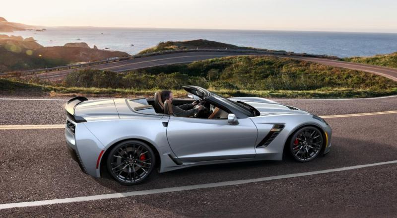 2015 CHevrolet Corvette Z06 Convertible -  Visualizer of All COLORS and WHEELS 37