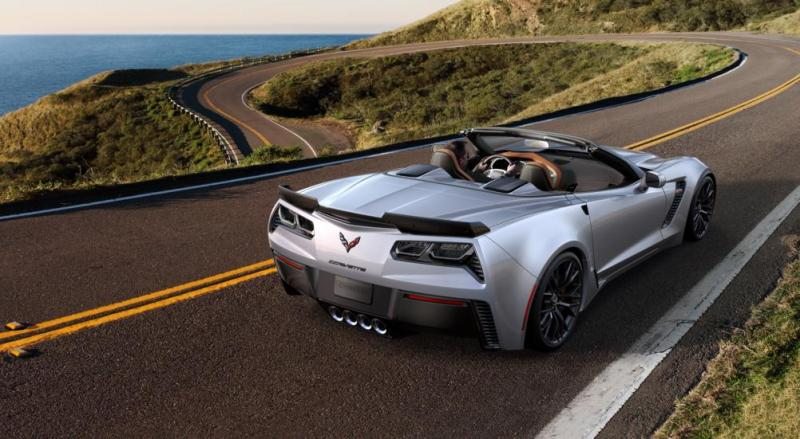 2015 CHevrolet Corvette Z06 Convertible -  Visualizer of All COLORS and WHEELS 38