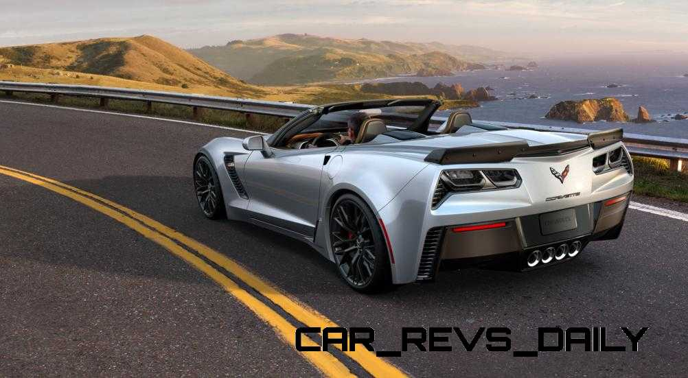 2015 CHevrolet Corvette Z06 Convertible -  Visualizer of All COLORS and WHEELS 39