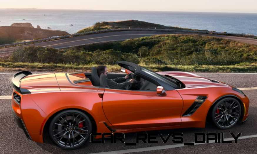 2017 chevrolet corvette z06 manual convertible