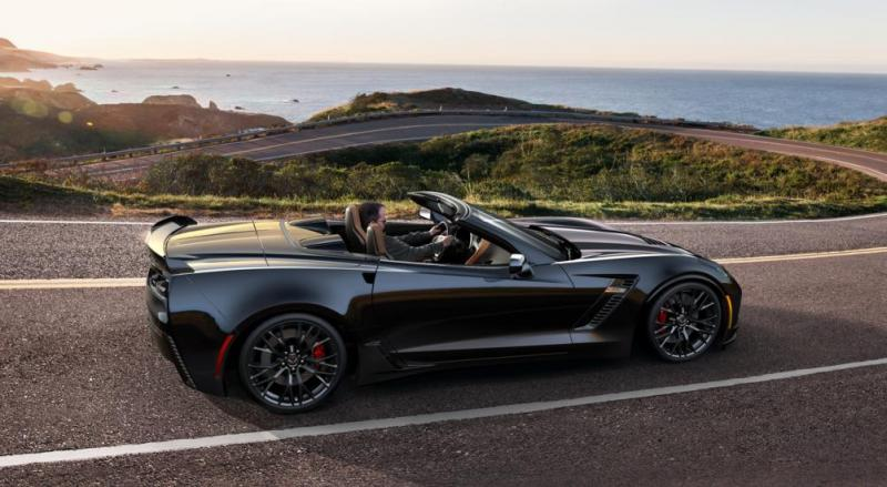 2015 CHevrolet Corvette Z06 Convertible -  Visualizer of All COLORS and WHEELS 41