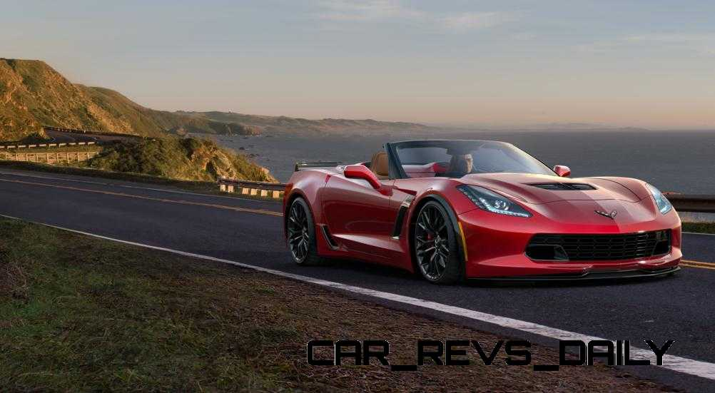 2015 CHevrolet Corvette Z06 Convertible -  Visualizer of All COLORS and WHEELS 48
