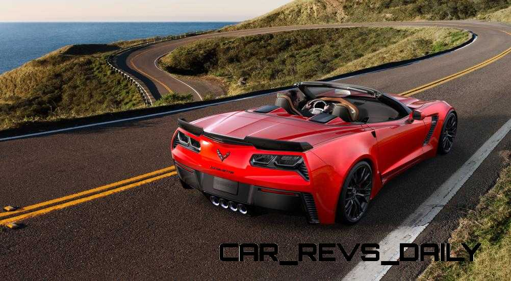 2015 Chevrolet Corvette Z06 Convertible Visualizer of