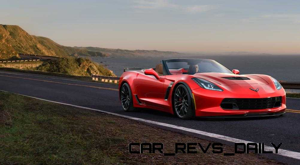 2015 CHevrolet Corvette Z06 Convertible -  Visualizer of All COLORS and WHEELS 52