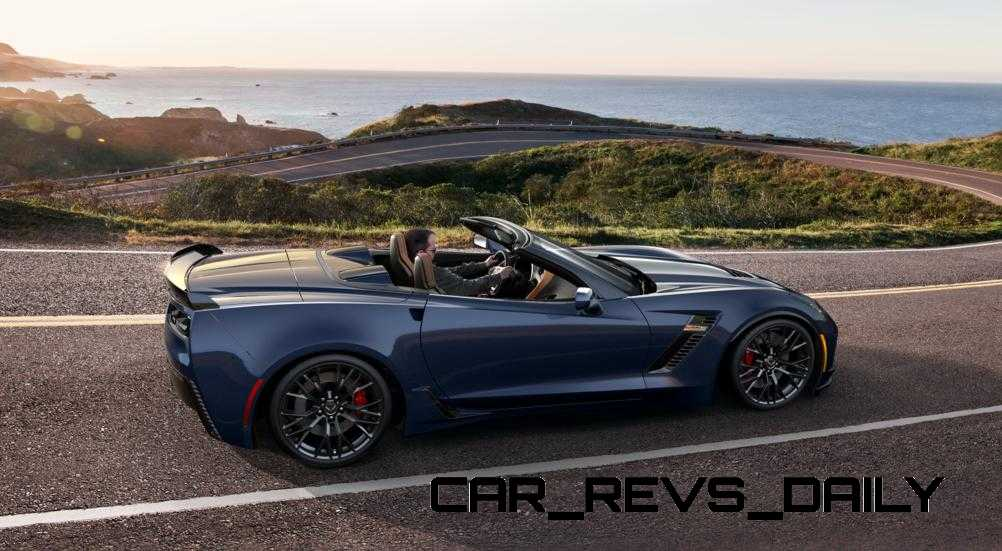 2015 CHevrolet Corvette Z06 Convertible -  Visualizer of All COLORS and WHEELS 53