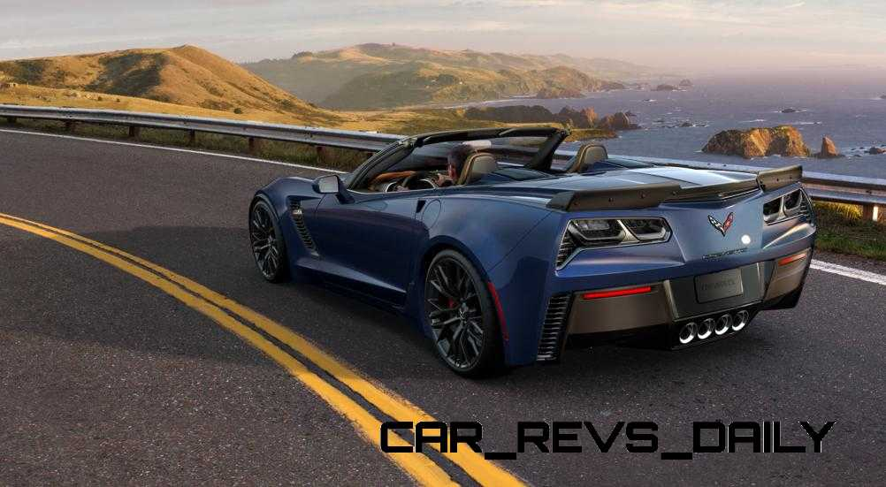 2015 CHevrolet Corvette Z06 Convertible -  Visualizer of All COLORS and WHEELS 55