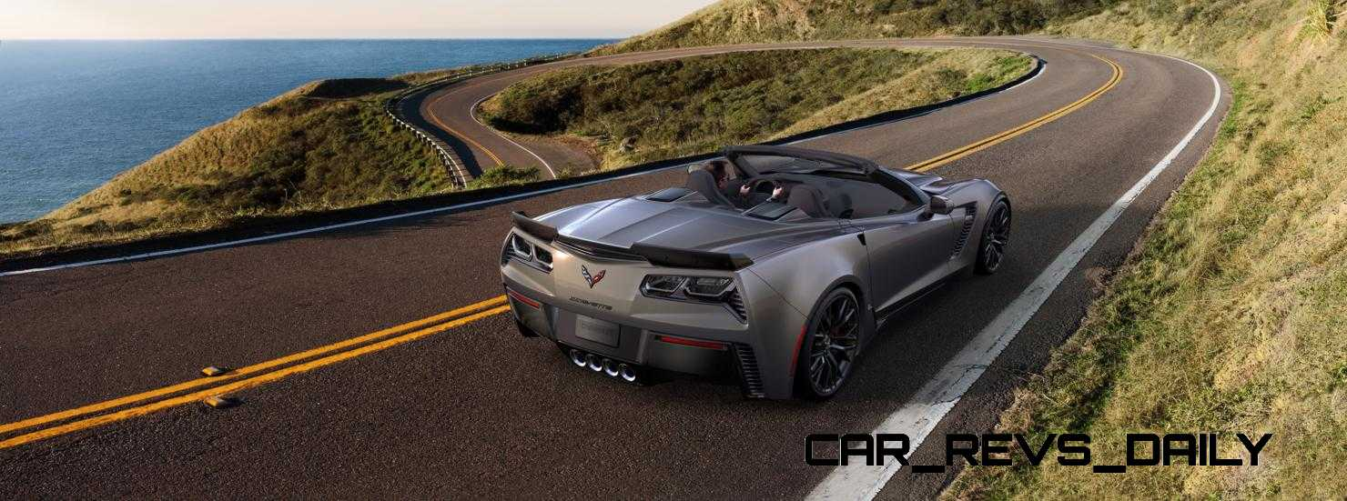 2015 CHevrolet Corvette Z06 Convertible -  Visualizer of All COLORS and WHEELS 6