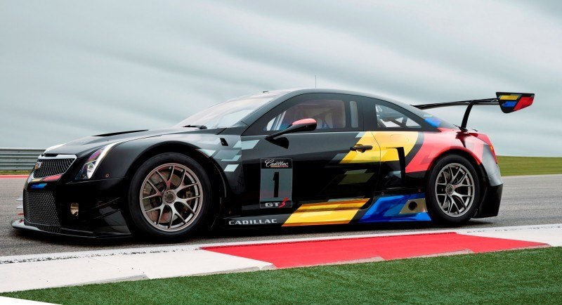 2015 Cadillac ATS-V.R Is FIA GT3 Racecar Writ Large - In ...