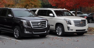 2015 Cadillac Escalade Luxury AWD 1