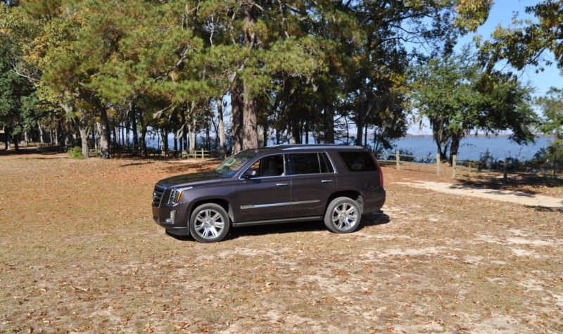 2015 Cadillac Escalade Luxury AWD 20
