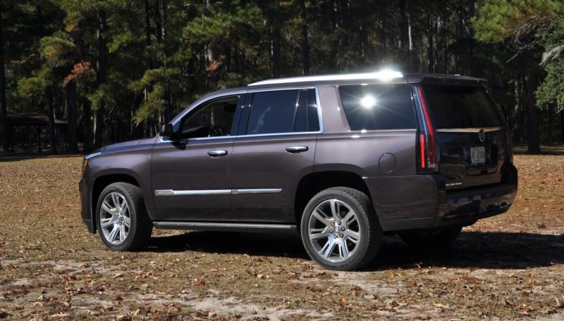 2015 Cadillac Escalade Luxury AWD 23